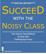 How to make a difference effective classroom management strategies to succeed with your most challenging noisy and hard to handle student groups fandeluxe Choice Image